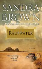 Rainwater by Sandra Brown (Paperback) Book