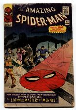 AMAZING SPIDER-MAN #22 1st T PRINCESS PYTHON-DITKO-comic book G