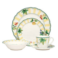 NEW NORITAKE Orchard Valley 40 Piece Dinner Set . On Special!