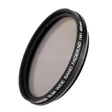 Fotga 46mm Slim Fader Variable ND Filter Adjustable Neutral Density ND2-400 R0E6
