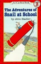 Very Good, The Adventures of Snail at School (I Can Read Books: Level 2), Stadle