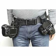 Latest Camera Waist Belt Holster Quick Strap Buckle For DSLR Digital SLR
