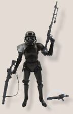 """?Star Wars Authentic Black Series 6"""" Shadow Squadron Stormtrooper Loose Complete"""