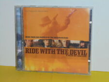 CD - RIDE WITH THE DEVIL - OST