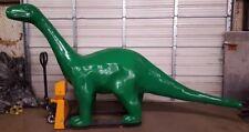 SINCLAIR DINO 12' FOOT CAST ALUMINUM Dinosaur Mobile Texaco Gulf Gas & Oil SIGN