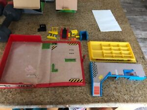 Micro Machines City Service Center Playset 1988 #6408