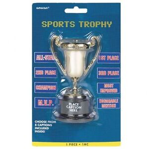 award Trophy Cup to personalise sports trophy award novelty trophy
