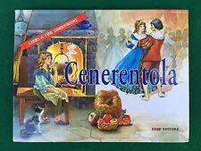 CENERENTOLA , Ed Dami (2002) Libro animato pop up 3D