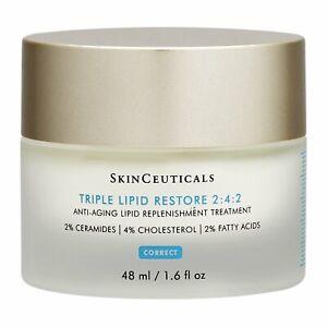 SkinCeuticals Triple Lipid Restore 2:4:2 Anti-Aging Replenishment Treatment 48ml