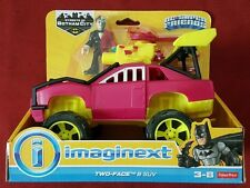 Imaginext - Two Face & SUV - Streets Of Gotham City - DC Super Friends
