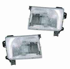FOR NS FRONTIER 1998 1999 2000 HEADLIGHT RIGHT & LEFT PAIR SET (=00-01 X-TERRA)