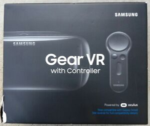Samsung SM-R325 Gear VR with Controller Compatible with Galaxy S9+ New Open Box