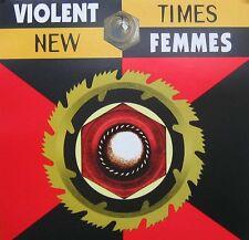 VIOLENT FEMMES POSTER, VIOLENT TIMES (SQ20)