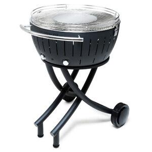 Lotus Grill XXL ORIGINALE barbecue Lotusgrill nuovo modello NERO