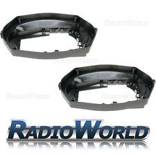 """BMW 3 Series E36 6""""x9"""" Rear Speaker Adaptors Kit Rings/Spacers"""