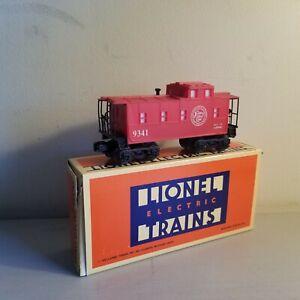 LIONEL 6-9341 Atlantic Coast Line Caboose<+++>BRAND NEW<+++>Original Box<+++>