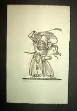 LA RANA CHAPELIER Sueños característica de LA Pantagruel, Rabelais