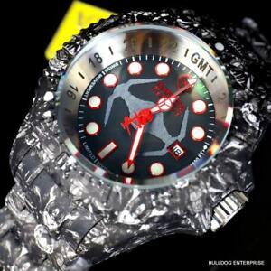 Invicta Reserve Star Wars Hydromax Galatic Empire Swiss Mvt Black Watch 52mm New