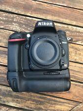 Nikon D600 + Battery Grip