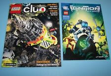 Lego Club 2009 Magazine w/ Bionicle Ignition Sea of Darkness Comic