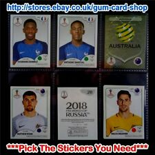 Panini World Cup 2018 Russia (200 to 299) *Select the Stickers You Need*