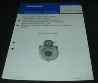 Einbauanleitung Volvo 760 Lautsprecher im Armaturenbrett ab Baujahr 1988!
