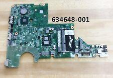 HP G42 G62 G42-460TU G62X-400 Intel Motherboard 634648-001 UMA i3-350Ms Test OK