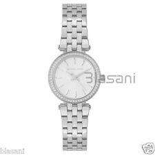 Michael Kors Original MK3294 Women's Petite Darci Silver Tone Stainless Watch