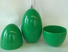 LARGE PLASTIC EASTER/PARTY/GIFT EGG JELL PLASTICS
