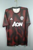 5/5 Manchester United jersey XL training shirt DP2285 soccer football ig93