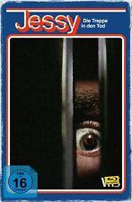 Jessy  Die Treppe in den Tod Collector's Edition im VHS-Design Blu-ray *NEU*OVP*