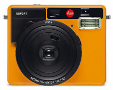 Leica Sofort Digitalkamera - Orange (aktuellstes Modell)
