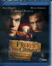 Les Frères Grimm BLU-RAY NEUF SOUS BLISTER