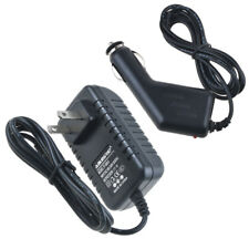 ABLEGRID AC Adapter+ Car Vehicle Charger for Qualcomm Globalstar GSP-1700 Phone