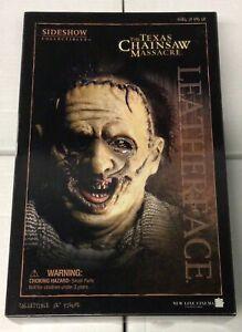 Sideshow Texas Chainsaw Massacre Leatherface Figure (2003) #7307