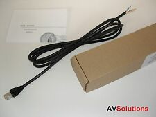 9 m IR ojo/Receptor Cable Para Tvs beosystem 4 (negro, de baja pérdida, SHQ)