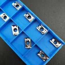 10Pcs APKT1135PDFR-MA H01 Carbide Milling CNC Insert Tools Replacement HL