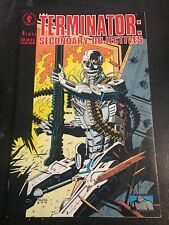 Terminator:Secondary Objectives#4 Incredible Condition 8.5(1991) Final Issue