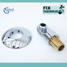 Ideal Standard E4705AA Trevi shower kit wall elbow
