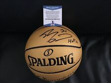 Shaquille O'neal Signed Spalding NBA Champions Basketball Rare Basketball BAS