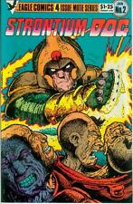 Strontium Dog # 2 (of 4) (carlos ezquerra) (Eagle Comics estados unidos, 1986)