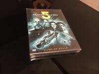 Babylon 5 DVD River Of Souls Edition Espagnole Scellé Neuf