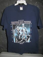 Hampton Jazz Festival Vintage Blue Hampton Jazz Festival 2003 Large T-Shirt