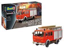 Revell 1/24 Mercedes-Benz 1017 LF 16 Fire Engine # 07655