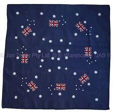 1 Aussie Australian Flag Bandana Souvenir Team Head Wrap Australia Day Bandanna