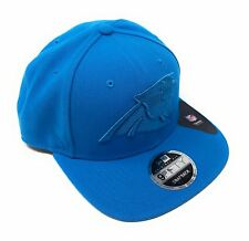 New Era Herren 9Fifty Snapback Flat Visor Carolina Panthers NFL Cap 55,8-60,6cm