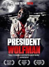 President Wolfman by Marc Evan Jackson, Ashley Ann, Anthony Jenkins, Casey Robi