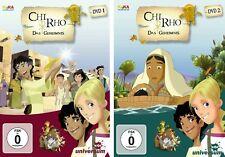 2 DVDs *  CHI RHO - DAS GEHEIMNIS - DVD 1 & 2 IM SET  # NEU OVP §