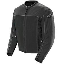 NEW Joe Rocket Velocity Black Water Proof Liner Mesh Motorcycle Jacket LG Large