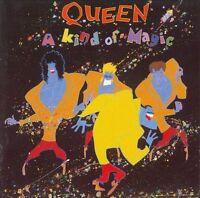 Queen A Kind Of Magic CD [Australian version] [EMI CDP 7 46267 2]